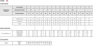 Damenkochjacke Larissa, anthrazit, Größe: 46