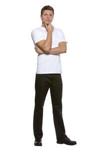Herrenhose Manolo, schwarz, Größe: 46