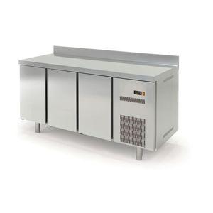 Kühltisch Profi 600 3/0 mit Aufkantung