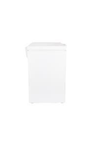 Congélateur bahut ECO 197 avec couvercle rabattable, digital