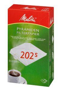 Pyramiden-Filterpapier PA SF 202 S