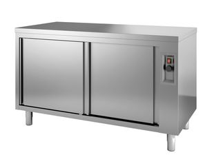 Wärmeschrank ECO 16x6 mit Schiebetüren