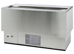 Coffre à boissons réfrigéré Profi 260 litres - inox