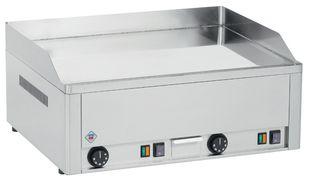 Plaque grillade électrique PROFI60 avec plaque chromée