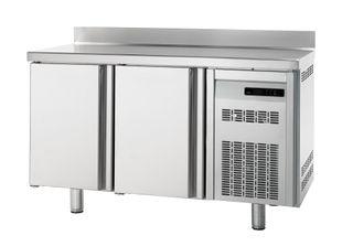 Bäckereikühltisch Premium 2/0 mit Aufkantung