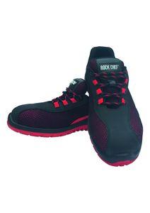 Sicherheitsschuh ROCK CHEF® STEP 6, rot, Größe: 43