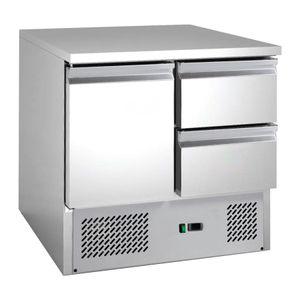 Kühltisch ECO 1/2 Mini - GN 1/1