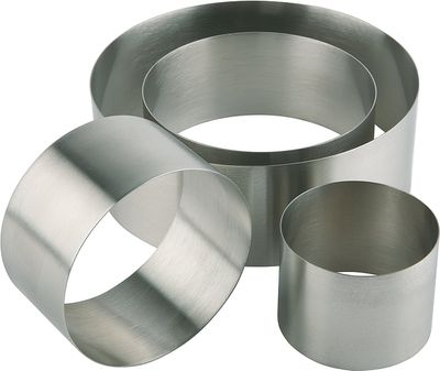 Cercle à mousse APS, Ø de 12 cm, hauteur : 4,5 cm