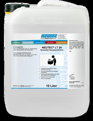 NEUTEC LT 24 Hautmilde Handwaschlotion 10L Kanister