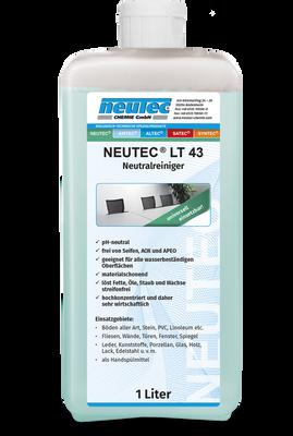 NEUTEC LT 43 Neutralreiniger 1L Flasche