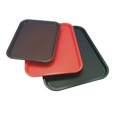 APS Fast Food-Tablett  35 x 27 cm, H: 2 cm