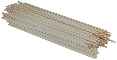 Bâtons en bois Neumärker 380 mm 1200 pièces