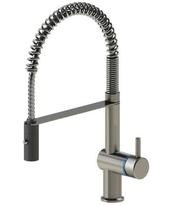 Echtermann Einhebel-Geschirrwaschbrause mit niedriger Bauhöhe, Hochdruck