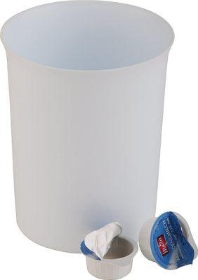 APS Tischrestebehälter Ø 11 cm, H: 14 cm, 0,9 Liter