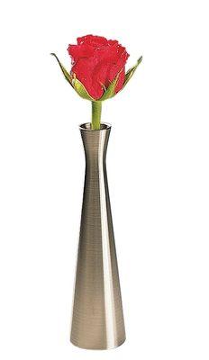 Vase APS, Ø de 4 cm, hauteur : 16,5 cm