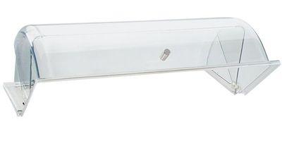 Couvercle coulissant APS -PURE- 44 x 33,5 cm, H: 17 cm