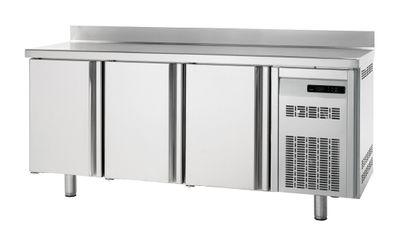 Table réfrigérée Premium 3/0 avec dosseret