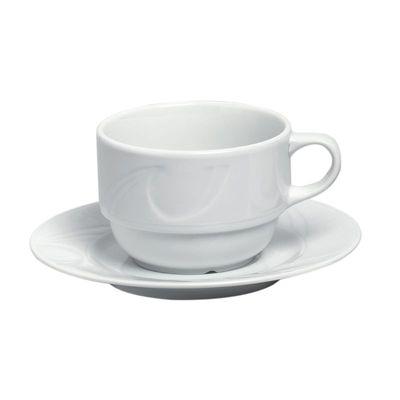 "Hotelporzellan Serie ""Karizma"" Kaffeetasse 9cl"