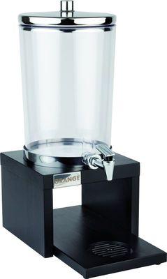 APS Saftdispenser -BRIDGE- Wenge, 35,5x22 cm, H: 50 cm, 6 Liter