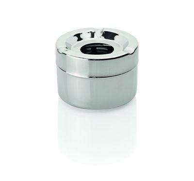 Cendrier coupe-vent - version haute, empilable, 10x7cm