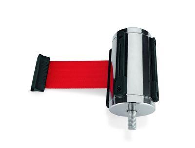Zuggurt für Abgrenzungsständer 300cm rot