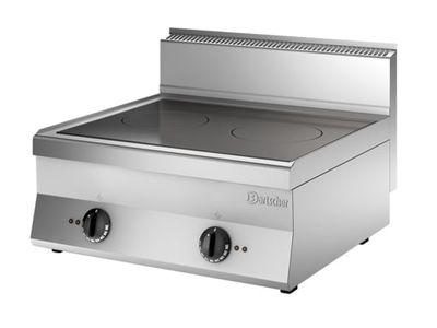 Cuisinière à induction Bartscher 650 Snack 700x650 - appareil de table