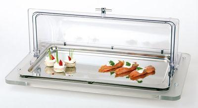 APS Büfett-Vitrine -Top Fresh- 61 x 38 cm, Höhe 8 cm