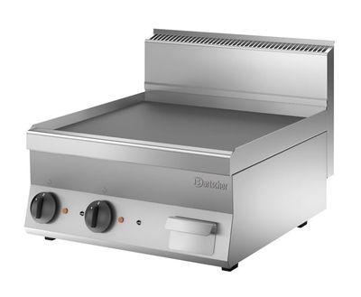 Bartscher grill électrique 650 Snack lisse 600