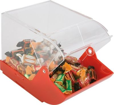 Boîte distributrice APS, rouge, 230 x 145 mm, hauteur : 155 mm