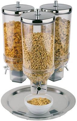 Distributeur de céréales APS -ROTATION- Ø de 38 cm, hauteur : 54 cm