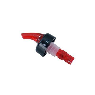 Spirituosen-Dosierer RED - 4cl