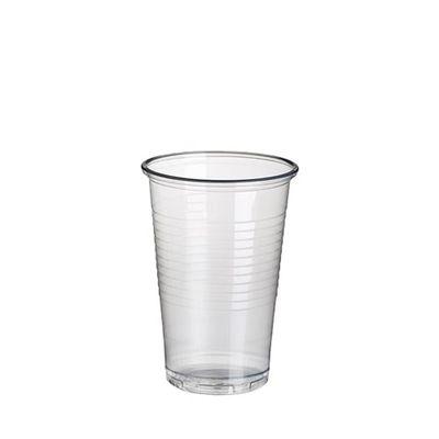 100 gobelets Papstar, PP, 0,2 l, Ø 7,03 cm x hauteur : 9,9 cm transparents