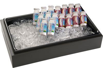 Glacière APS - FRAMES - palissandre, 53 x 32,5 x H : 12,5 cm