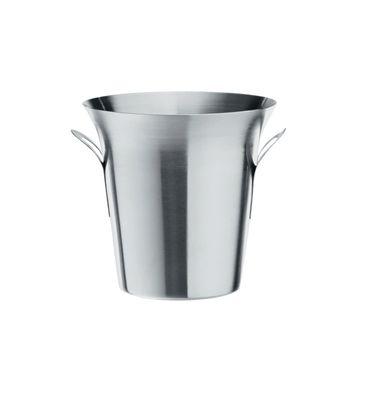 Refroidisseur de vin / seau à glace, diamètre : 14cm, hauteur 13,5cm