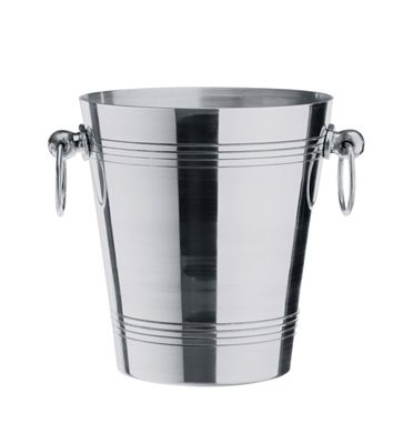 Weinkühler aus Aluminium, Durchmesser: 19cm