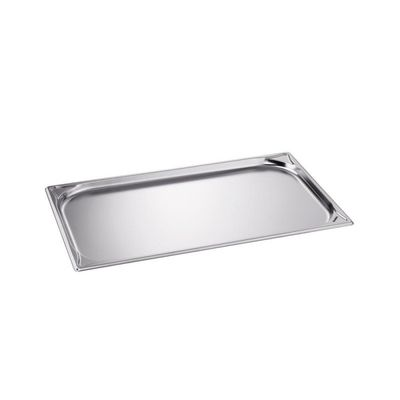 Blanco Edelstahl Gastronorm-Behälter GN 1/1 - 20 mm, Schale