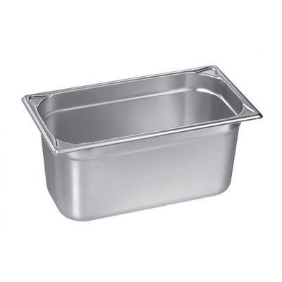Blanco Edelstahl Gastronorm-Behälter GN 1/3 - 200 mm, Inhalt: 7,5 Liter