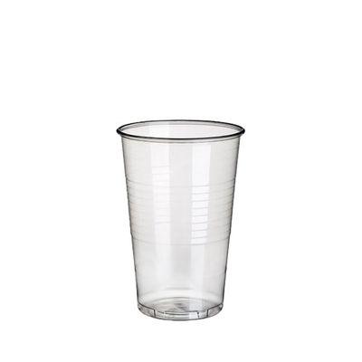 100 gobelets Papstar, PP, 0,3 l, Ø 7,8 cm x hauteur : 11,3 cm transparents