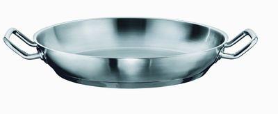 Poêle à frire Chef, acier inoxydable, nue, 40cm