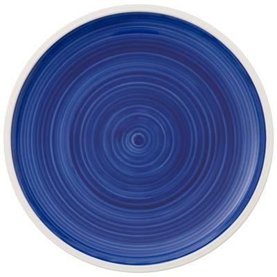 Assiette plate coupe Villeroy & Boch Artesano Atlantic Blue, 290 mm