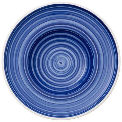 Assiette creuse Villeroy & Boch Artesano Atlantic Blue, 0,6 l