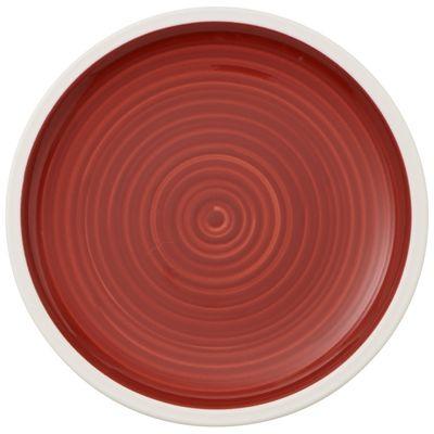 Assiette plate Villeroy & Boch Artesano Red Sea, 220 mm