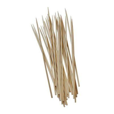 """Papstar 200 Schaschlikspieße, Bambus """"pure"""" Ø 2,5 mm x H: 20 cm"""