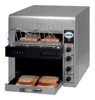 Durchlauftoaster Modell CHRISTIAN für 360 Toastscheiben pro Stunde