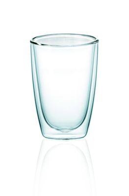 Glas Serie LOUNGE, doppelwandig, Latte Macciato