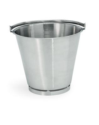 Eimer, 10 Liter, mit Bodenreifen
