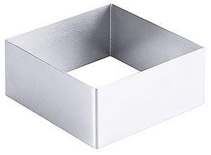 Moule à mousse, carré 10x10