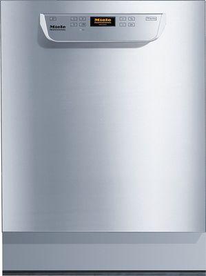 Miele Unterbau-Frischwasser-Spülmaschine 50x50 PG 8056 U [MK SPEEDplus] Edelstahl, mit Körben