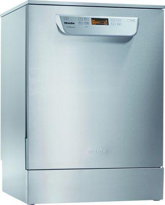 Miele Unterbau-Frischwasser-Spülmaschine PG 8056 U [DOS MK SPEEDplus] mit integrierter Dosierpumpe, Edelstahl, mit Körben