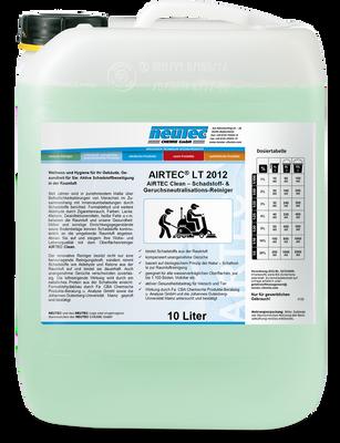 AITREC LT 2012 AIRTEC DETOX Clean Schadstoff- und Geruchsneutralisations-Reiniger 10L Kanister